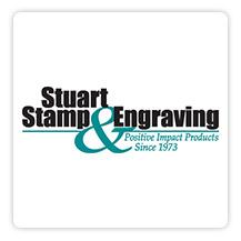 Stuart Stamp & Engraving – Logo